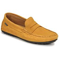 Sapatos Homem Mocassins Pellet Cador Amarelo