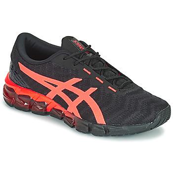 Sapatos Homem Sapatilhas Asics GEL-QUANTUM 180 5 Preto / Laranja