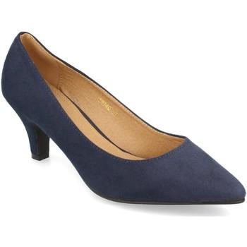 Sapatos Mulher Escarpim Benini A8146 Azul