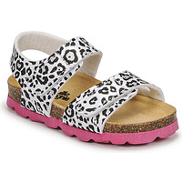 Sapatos Rapariga Sandálias Citrouille et Compagnie BELLI JOE Leopardo