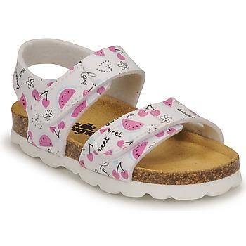 Sapatos Rapariga Sandálias Citrouille et Compagnie BELLI JOE Estampado / Fruta