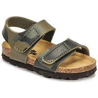 Sapatos Rapaz Sandálias Citrouille et Compagnie BELLI JOE Camuflagem