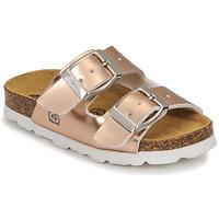 Sapatos Rapariga Chinelos Citrouille et Compagnie MISTINGUETTE Bronze