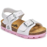 Sapatos Rapariga Sandálias Citrouille et Compagnie RELUNE Branco