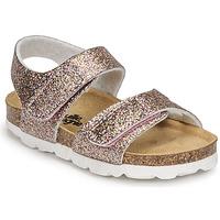 Sapatos Rapariga Sandálias Citrouille et Compagnie BELLI JOE Multicolor