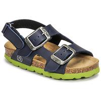 Sapatos Rapaz Sandálias Citrouille et Compagnie KELATU Marinho