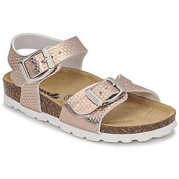 Sapatos Rapariga Sandálias Citrouille et Compagnie RELUNE Bronze
