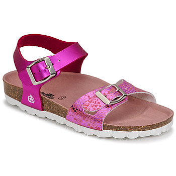 Sapatos Rapariga Sandálias Citrouille et Compagnie RELUNE Rosa