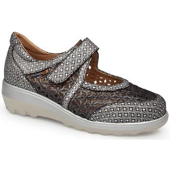 Sapatos Mulher Sapatos & Richelieu Calzamedi CALÇADO TRANSPIRA NEGRO
