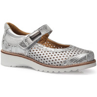 Sapatos Mulher Sabrinas Calzamedi LETINAS  0690 PRATA