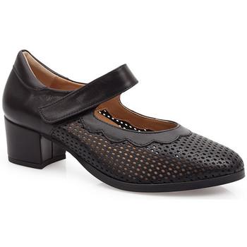 Sapatos Mulher Escarpim Calzamedi SAPATOS DE SALÃO  0743 NEGRO