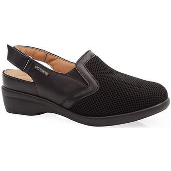 Sapatos Mulher Tamancos Calzamedi SANDÁLIAS  JUANETES ELASTICA PRETO
