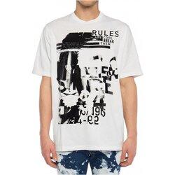 Textil Homem T-Shirt mangas curtas Dsquared S74GD0530 Branco