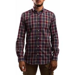 Textil Homem Camisas mangas comprida Klout  Gris
