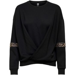 Textil Mulher Sweats Only Play SUDADERA MUJER  15219237 Preto
