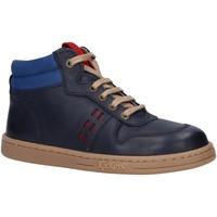 Sapatos Criança Sapatilhas de cano-alto Kickers 829890 TACKFLO Azul