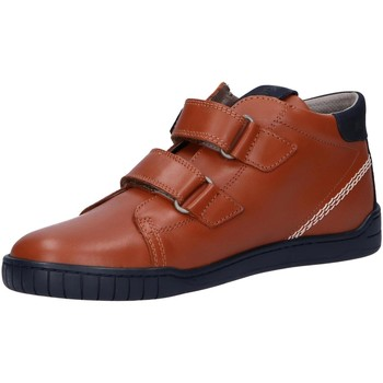 Sapatos Criança Botas baixas Kickers 830130 WINOPO Marr?n
