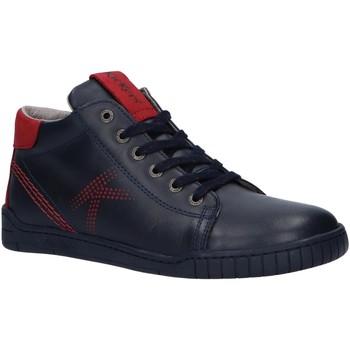 Sapatos Criança Sapatilhas de cano-alto Kickers 830120 WINAXO Azul