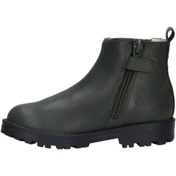 Sapatos Rapariga Botas baixas Kickers 830030 GROOKY Verde