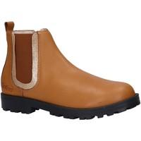 Sapatos Rapariga Botas baixas Kickers 830030 GROOKY Beige