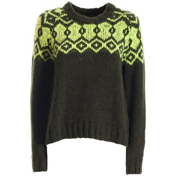Textil Mulher camisolas Fracomina F120W01020K04501 Verde