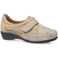 Sapatos Mulher Sapatos & Richelieu Calzamedi MEIAS ELÁSTICAS SAPATOS 0685 BEIGE