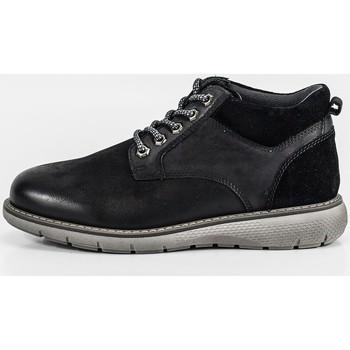 Sapatos Homem Botas baixas Oxyd MH-493H03 Noir