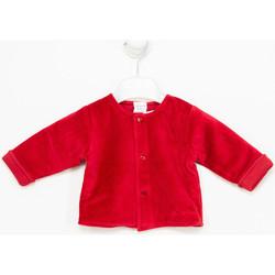 Textil Rapariga Casacos de malha Tutto Piccolo Chaqueta m/larga Vermelho