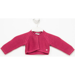 Textil Rapariga Casacos de malha Tutto Piccolo Chaqueta m/larga Rosa