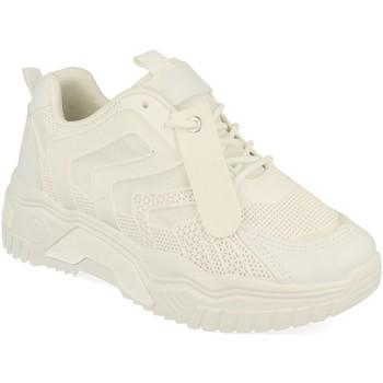 Sapatos Mulher Sapatilhas Buonarotti 1AP-1026 Blanco