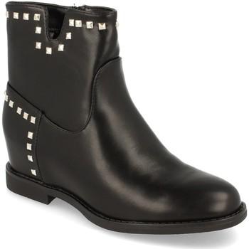 Sapatos Mulher Botins Woman Key 8998-8 Negro