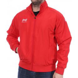 Textil Homem Jaquetas Hungaria  Vermelho