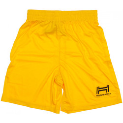 Textil Homem Shorts / Bermudas Hungaria  Amarelo