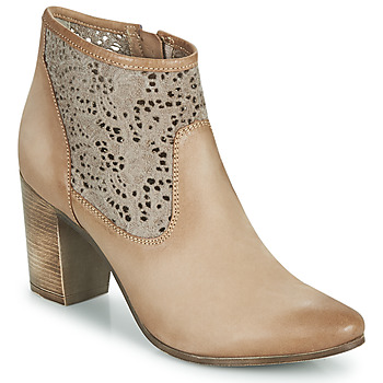 Sapatos Mulher Botins JB Martin DENTEL Bege