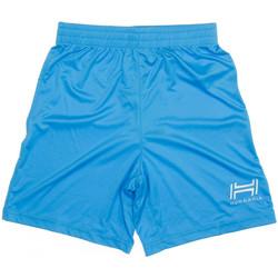Textil Homem Shorts / Bermudas Hungaria  Azul