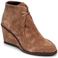 Sapatos Mulher Botins JB Martin KINDAR Camel