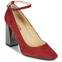 Sapatos Mulher Escarpim JB Martin XEBRA Vermelho