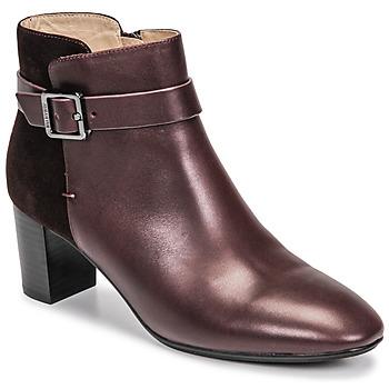 Sapatos Mulher Botins JB Martin AELIS Bordô