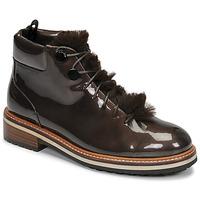Sapatos Mulher Botas baixas JB Martin BRILLE H19 Cacau