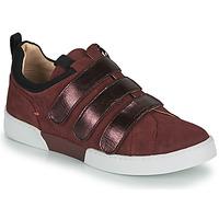 Sapatos Mulher Sapatilhas JB Martin GERADO Bordô