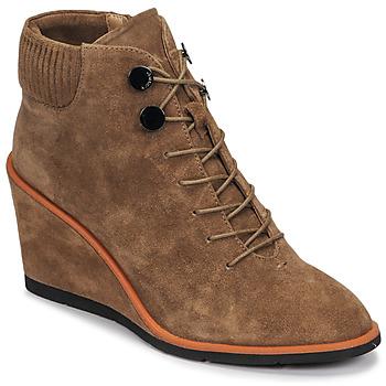 Sapatos Mulher Botins JB Martin KARA Bege