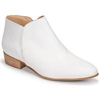 Sapatos Mulher Botas baixas JB Martin AGNES Branco