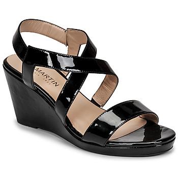 Sapatos Mulher Sandálias JB Martin QUETZA Preto