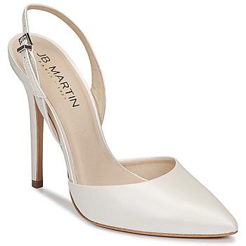 Sapatos Mulher Escarpim JB Martin JEANNE Prata