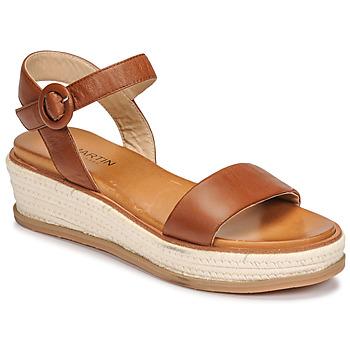 Sapatos Mulher Sandálias JB Martin CAT Azul /  branco / vermelho