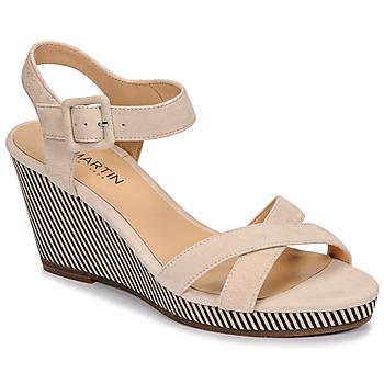 Sapatos Mulher Sandálias JB Martin QUERIDA Areia
