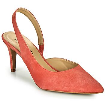 Sapatos Mulher Escarpim JB Martin ALANA Coral / Sunlight