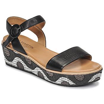 Sapatos Mulher Sandálias JB Martin CAT Preto