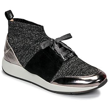 Sapatos Mulher Sapatilhas JB Martin KASSIE SOCKS Preto