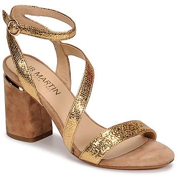 Sapatos Mulher Sandálias JB Martin KRYSTEN Ouro
